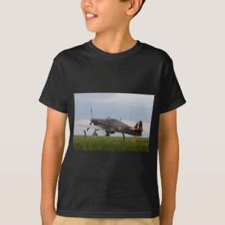 Hawker Hurricane Three Quarter View T-Shirt