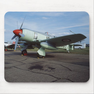 Hawker Sea Fury at CAF, Minnesota Wing, at the 2 Mouse Pad