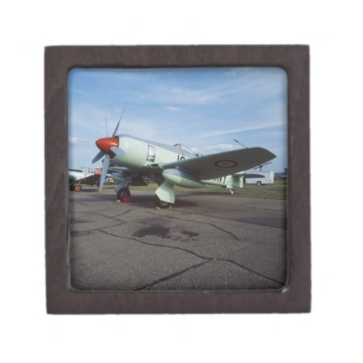 Hawker Sea Fury at CAF, Minnesota Wing, at the 2 Premium Gift Boxes