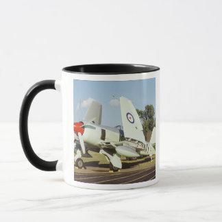 Hawker Sea Fury at CAF, Minnesota Wing, at the Mug