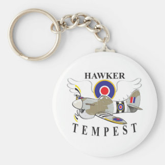 hawker tempest keychain