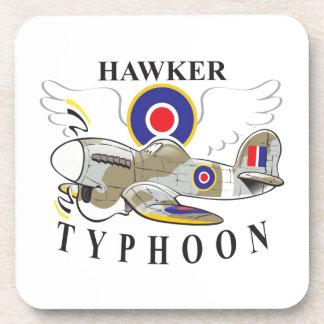 hawker typhoon coaster
