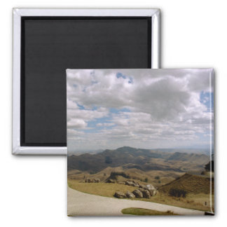 Hawke's Bay 2 Inch Square Magnet