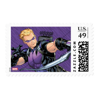 Hawkeye Assemble Postage