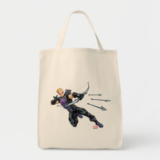 Hawkeye Assemble Tote Bag