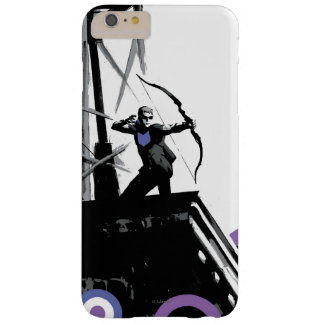 Hawkeye Firing From Rooftop Barely There iPhone 6 Plus Case