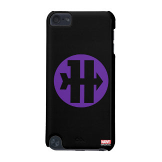 Hawkeye On Target Logo iPod Touch 5G Cover