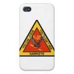 Hawkeye que usted puede funcionarle con no puede o iPhone 4 funda
