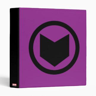 Hawkeye Retro Icon Binder