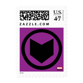 Hawkeye Retro Icon Postage