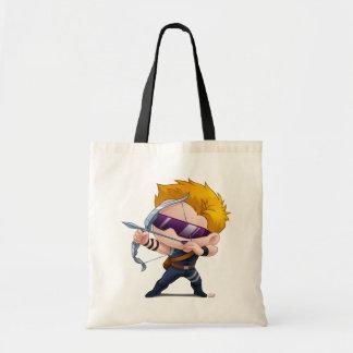 Hawkeye Stylized Art Tote Bag