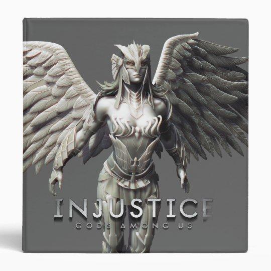 Hawkgirl Alternate 3 Ring Binder