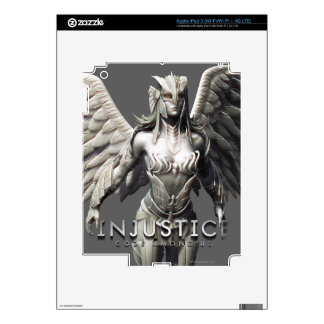 Hawkgirl Alternate Decal For iPad 3