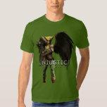 Hawkgirl Camisas