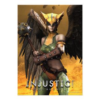 Hawkgirl Invite