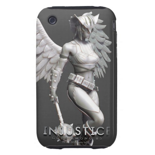 Hawkgirl iPhone 3 Tough Case