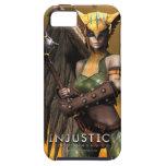 Hawkgirl iPhone 5 Funda