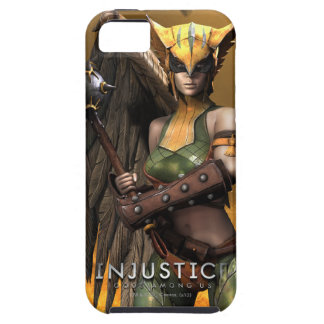 Hawkgirl iPhone SE/5/5s Case