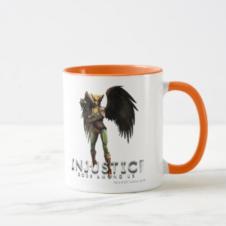 Hawkgirl Mug