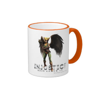 Hawkgirl Mugs