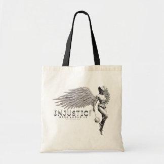 Hawkgirl Tote Bag
