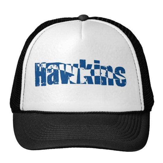 Hawkins Blue Trucker Hat