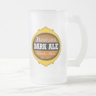 Hawkins Dark Ale Mug
