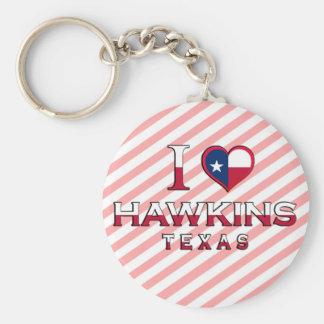 Hawkins, Tejas Llaveros Personalizados