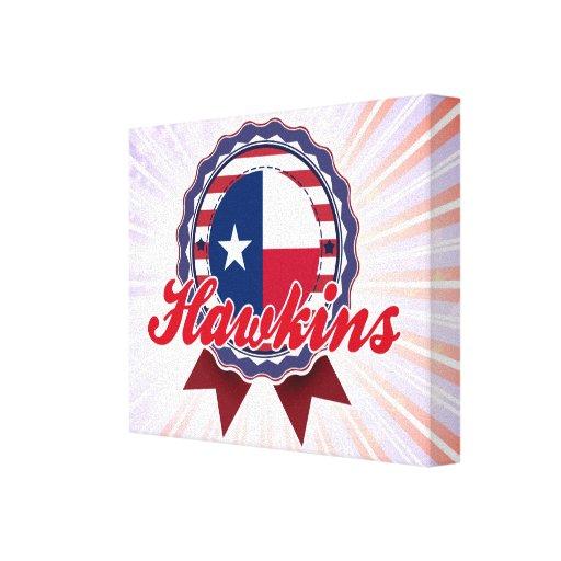 Hawkins, TX Impresiones En Lona Estiradas