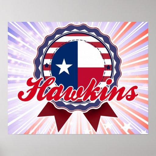 Hawkins, TX Posters