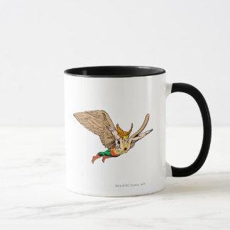 Hawkman Flies Mug