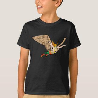 Hawkman Flies T-Shirt