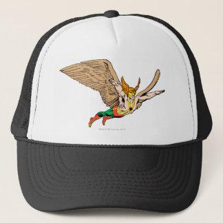Hawkman Flies Trucker Hat