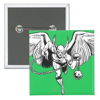 Hawkman Flying Outline Pin