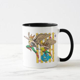 Hawkman & Hawkwoman Mug