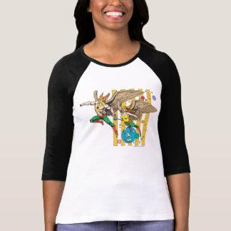 Hawkman & Hawkwoman Tshirts