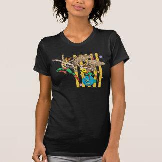 Hawkman & Hawkwoman T Shirts