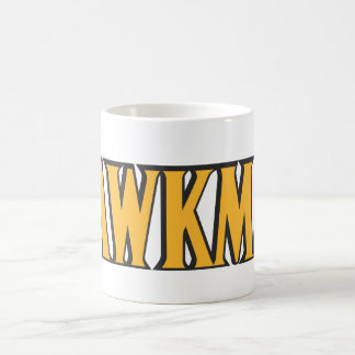 Hawkman Logo Coffee Mug