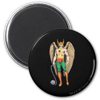 Hawkman Fridge Magnets
