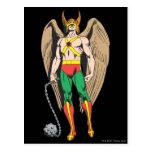 Hawkman Postcard