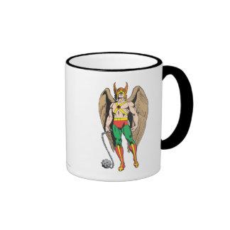 Hawkman Ringer Mug