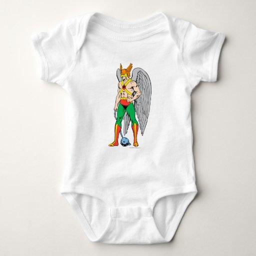 Hawkman Standing Pose T Shirts