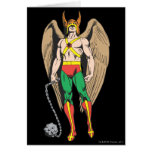 Hawkman Tarjetón