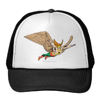 Hawkman vuela gorros