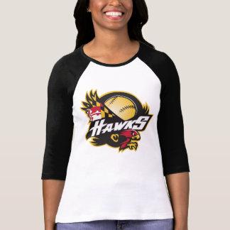 Hawks 3/4 Tee