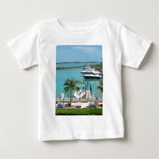 Hawk's Cay Marina Baby T-Shirt