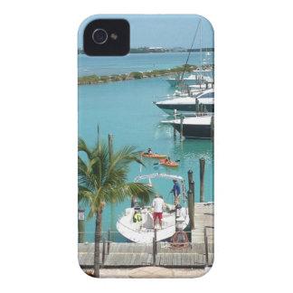 Hawk's Cay Marina iPhone 4 Case-Mate Case