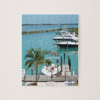 Hawk's Cay Marina Jigsaw Puzzle