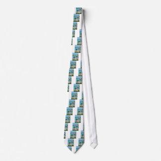 Hawk's Cay Marina Neck Tie