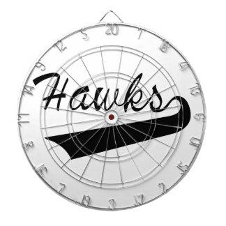 Hawks Dartboard